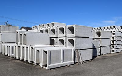 運送事業|コンクリート2次製品